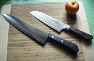 These imported Japanese knives live up to the hype.