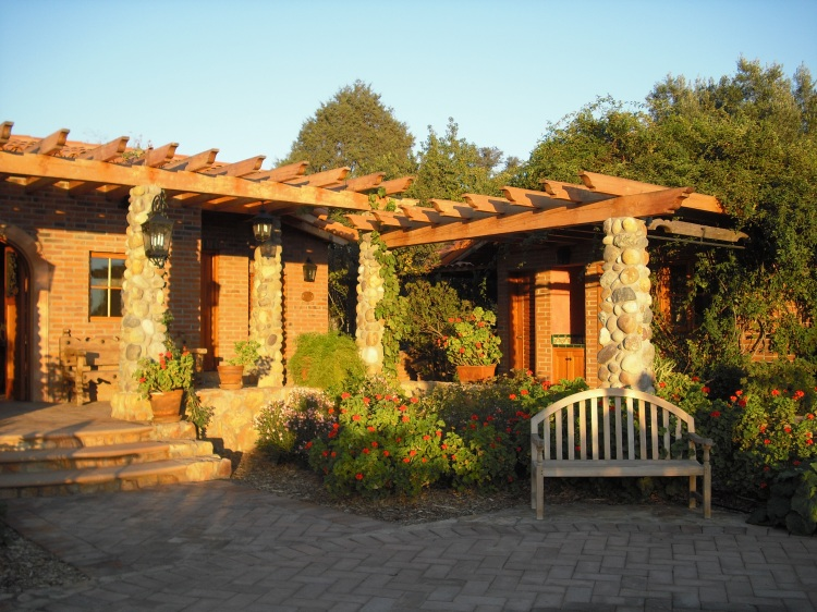 the culinary school at Rancho La Puerta.