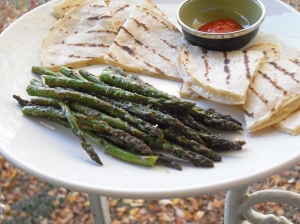 Grilled Asparagus is a supereasy side for any meal.