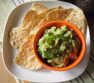 Ali's Loaded Guacamole