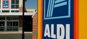Aldi offers bargain groceries in a clean, efficient environment.