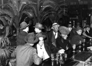 Our grandparents went underground for booze during Prohibition. In 2009, we seek secret suppers.