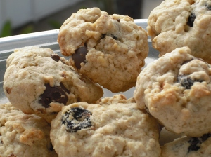 Pass up the refrigerated cookie dough and make your own.