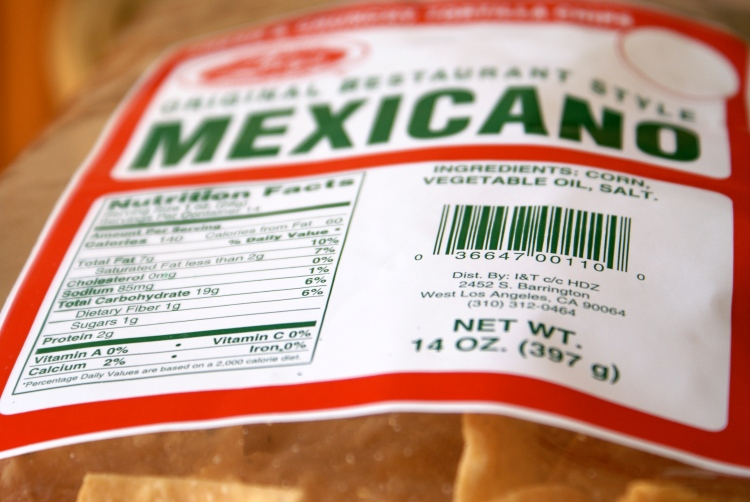 You can learn a lot about food just by reading the reams of information on the label. Most of us don't.