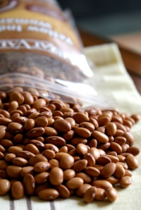 Heritage beans are the kind of food Slow Food USA seeks to preserve.